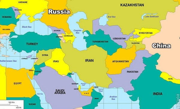 How and why is iran much more stable than its neighboring countries how and why is iran much more stable than its neighboring countries quora gumiabroncs Images