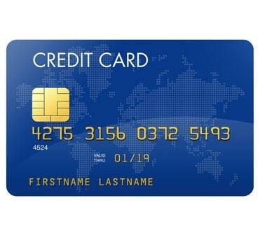 номер кредитной карты рандом