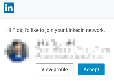 I accidentally ignored an invite on LinkedIn  How do I find the