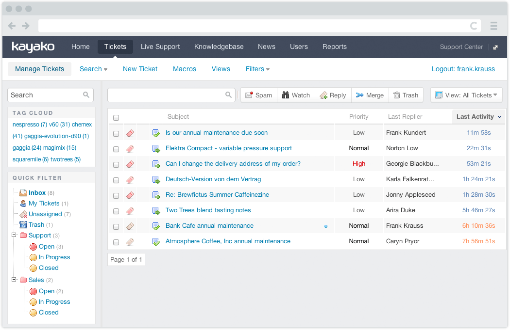 Ordinaire I Am Looking For A Self Hosted Help Desk Ticketing Solution. I Am  Considering Paid And Open Source Freeware Programs. I Am Not Considering  Any SaaS Options.