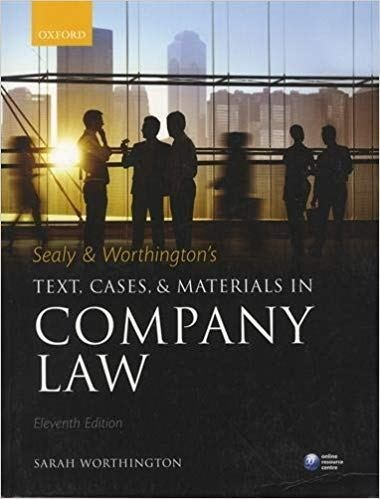 Which are the best 'Company Law' books for CS students? - Quora