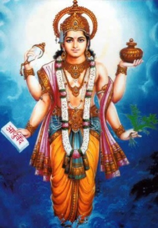 What are the day-to-day benefit of reading Vishnu