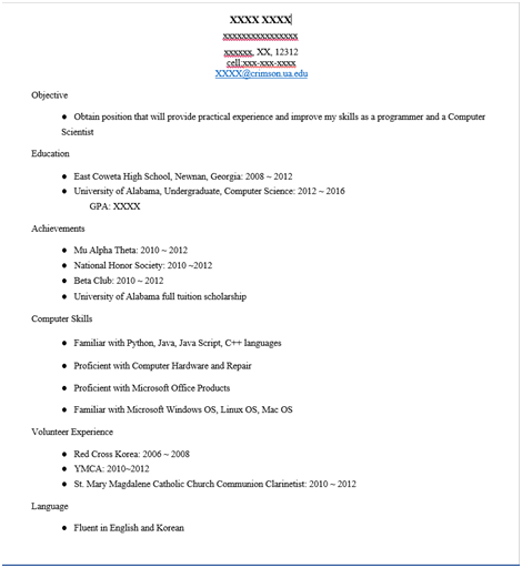 Just, Look At The Below Resumes And See If Someone Would Recruit You. Why  Would They Even Look At It If Your Resume Looks Exactly Like The Other 247  Resumes ...  How To Make A Perfect Resume