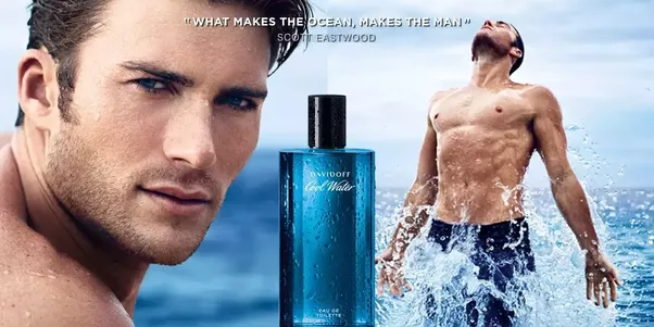 Sexuality in fragrance ads