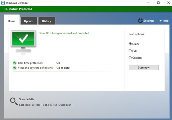 What are the best free antivirus programs for PC? - Quora