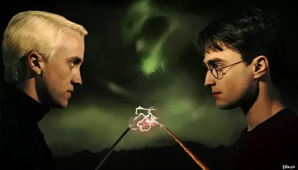 Were Harry Potter and Draco Malfoy related, since Sirius was