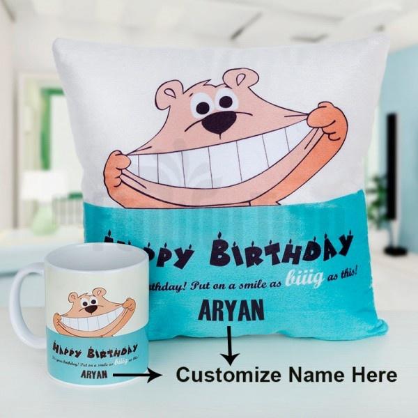 Bhaiya Jee Smile A Gentleman Gift