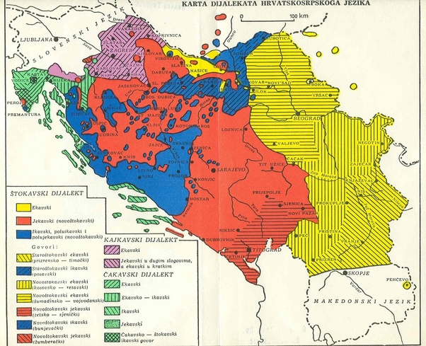 Do Serbs Use Both The Ekavian And Ijekavian Accents If Yes In What