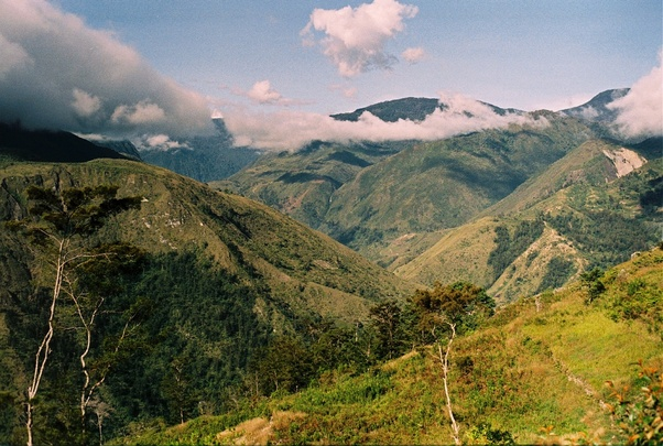 Gaya hidup masyarakat di Papua