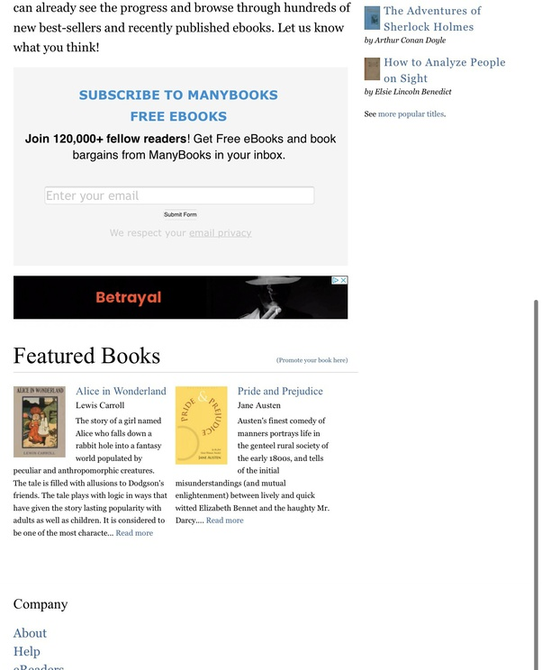 Do you know any sites to get free pdf of books? - Quora