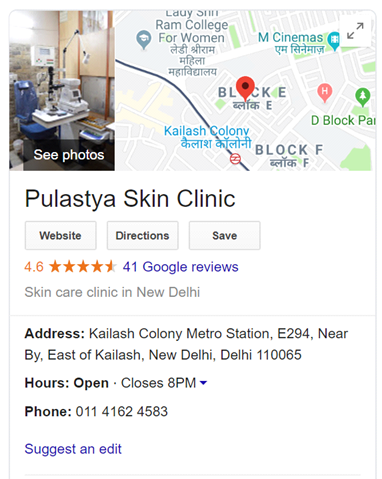 Which is the best hospital for skin treatment in Delhi? - Quora