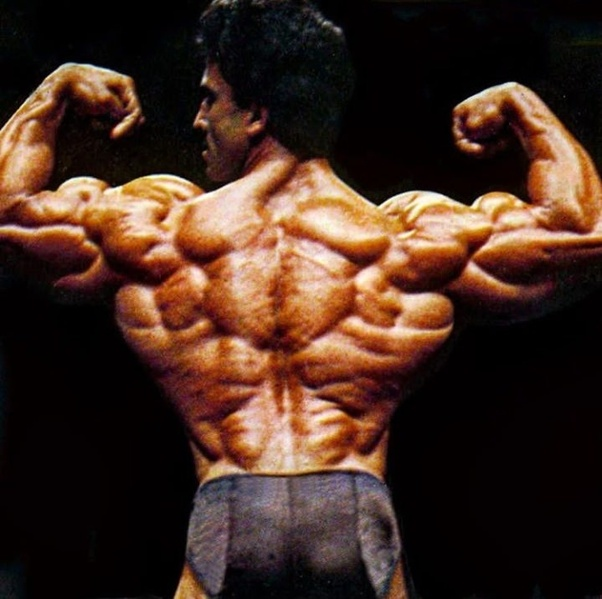 Who In Bodybuilding Would You Say Had The Most Developed Back Quora
