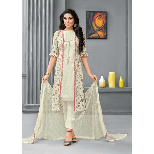 67b4ff3c5a The latest designs in salwar suits are Straight line fit, Anarkali suits,  Cotton salwar suits, Floor-length suits. Many actors of Bollywood are  sporting ...
