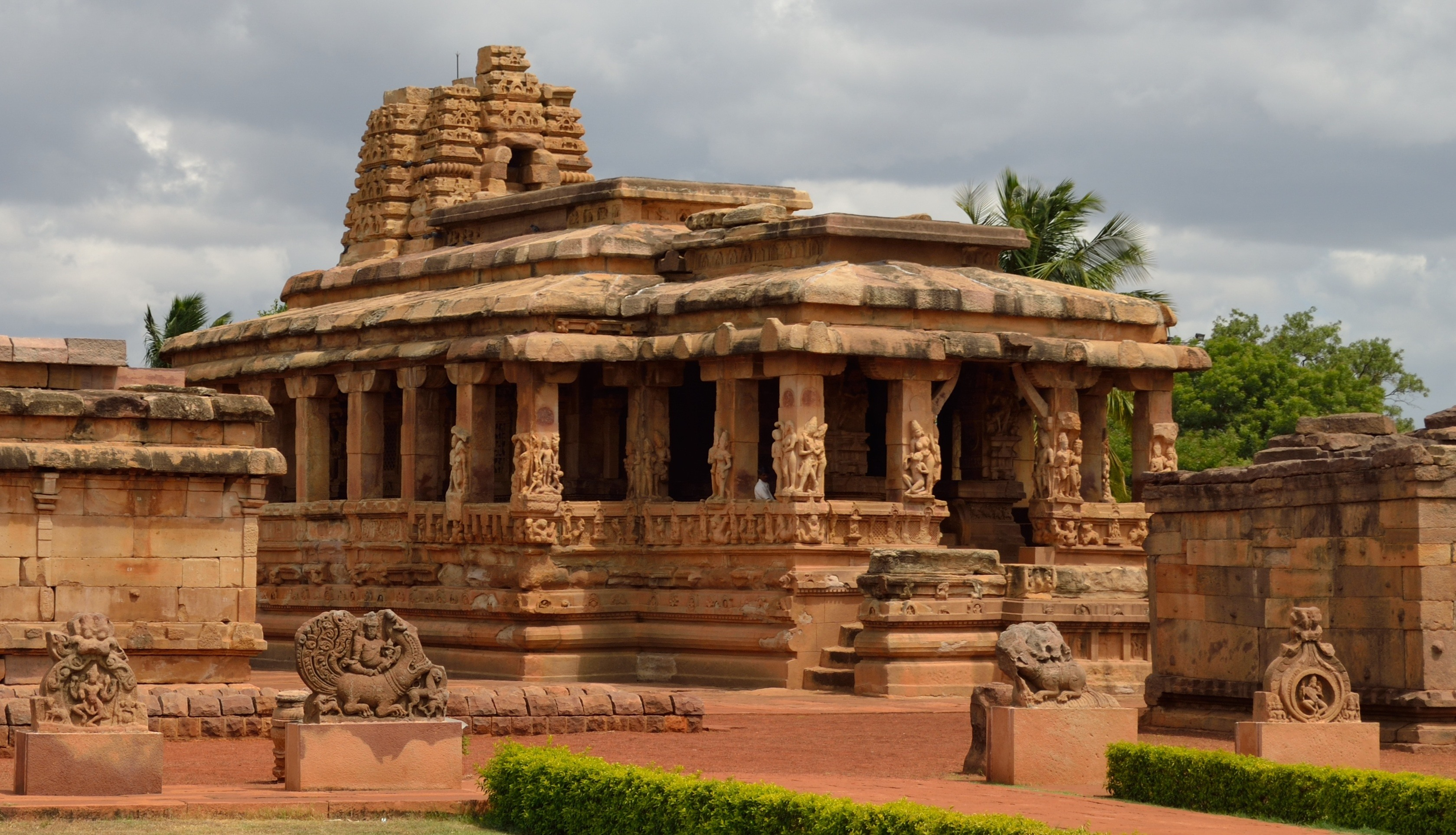 Image result for Badami Chalukya Architecture
