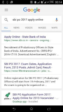 How To Fill The Form Of Sbi Po Recruitment 2017 Quora