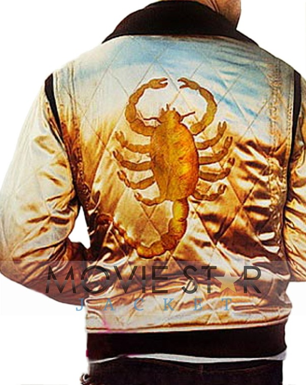 ec1d32fc3 What is the significance of the Scorpion jacket worn by Ryan Gosling ...