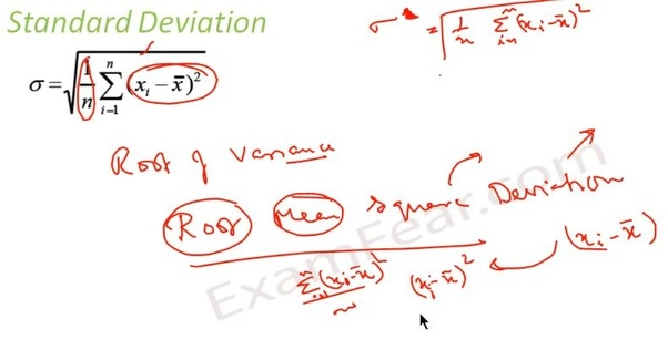 What Is Standard Deviation Quora