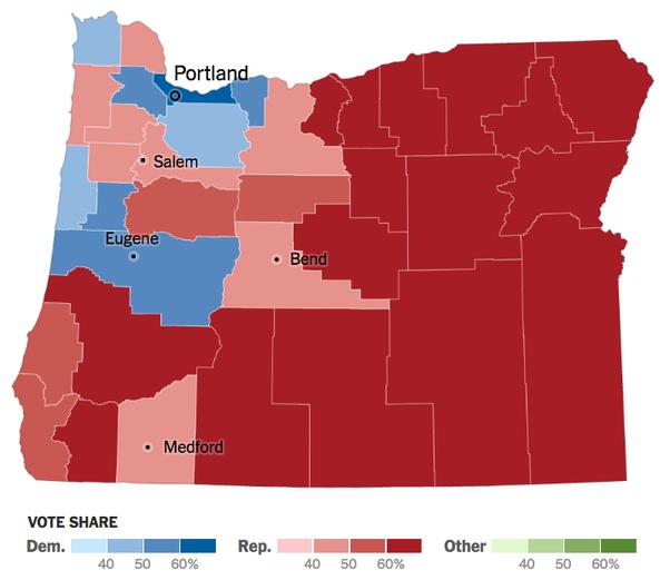Oregon conservative