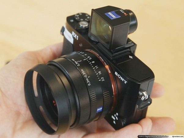 What prevents camera designers from making compact full frame ...