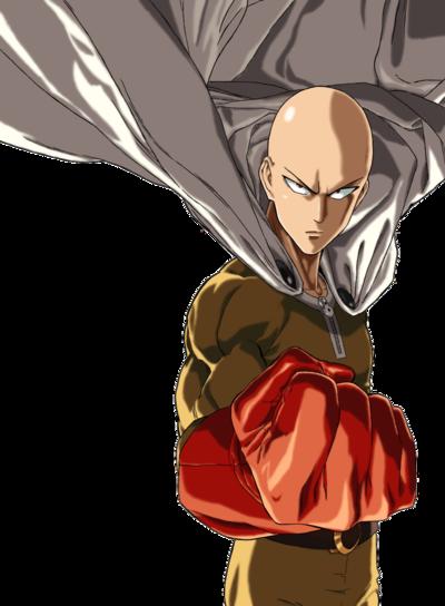 Why did Saitama lose his hair? - Quora