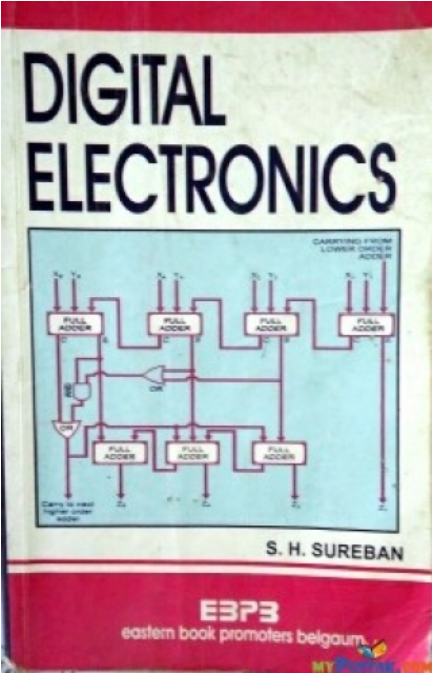 Which are the most popular and useful digital electronics books for