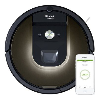 how does an irobot roomba 39 know 39 when its cleaning work is. Black Bedroom Furniture Sets. Home Design Ideas