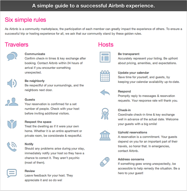 What Is Airbnbs Missionvision Statement Quora