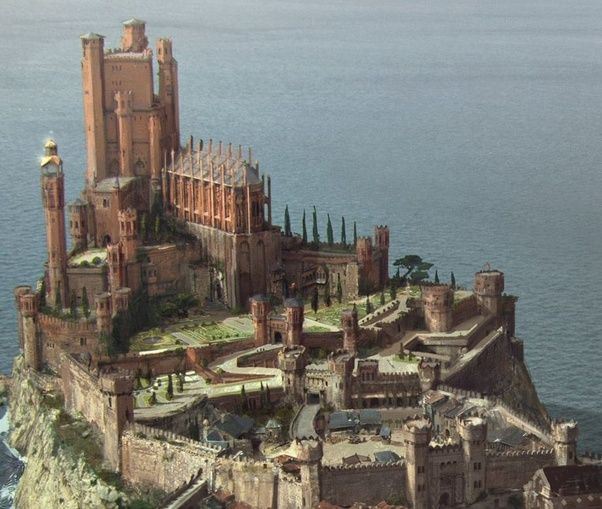 How Do The Castles In Game Of Thrones Compare To Real Life