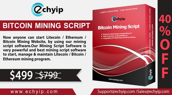 script for cryptocurrency mining