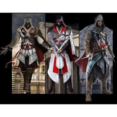 Will We See Ezio In The Upcoming Assassin S Creed Game Is It