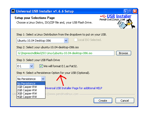 how to create a bootable usb stick on ubuntu