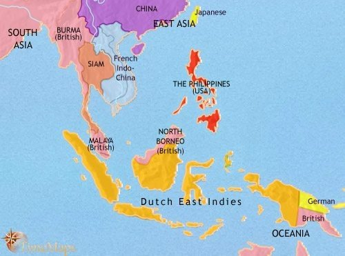 How did political boundaries in sw asia change after world war 1 the effects of world war i on south east asia principally encouraged revolution and aggression toward the colonial powers that exerted influence or ruled gumiabroncs Choice Image