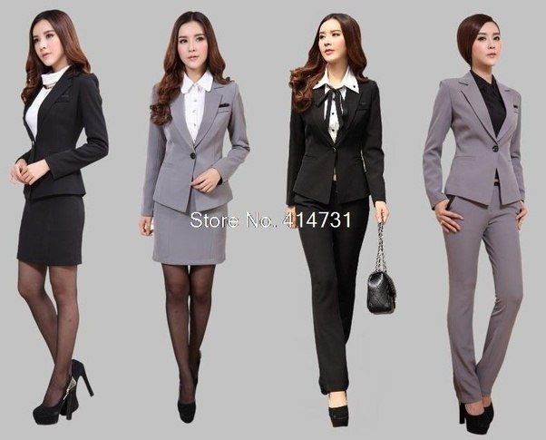 What Are Some Different Formalsemi Formal Wear For Women Quora