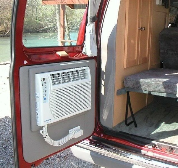 What Is The Best Way To Get Air Conditioning In A Parked