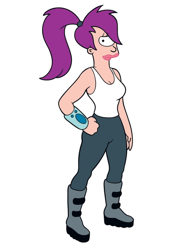 What Are Some Tv Or Movie Characters With Purple Hair Quora