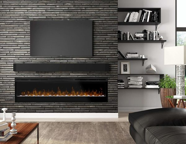 How Do Electric Fireplaces Work How Are They Built And Installed