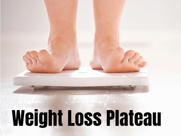 How to keep losing weight after hitting a plateau