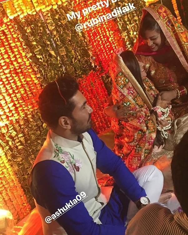 How was the actress Rubina Dilaik's wedding? - Quora