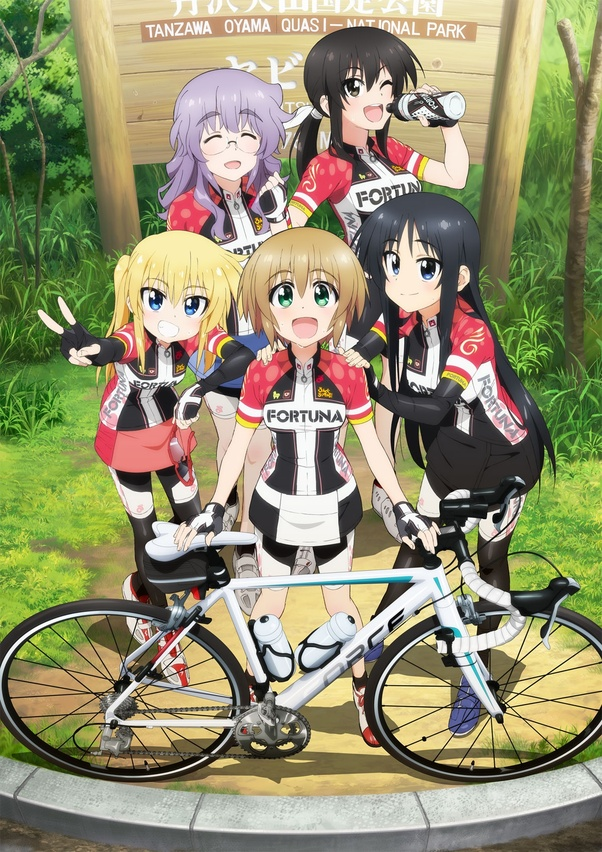 What Are Some Of The Best Sports Anime With Girl Mains And Minimal Romance Fanservice