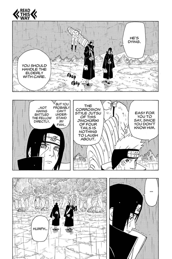 If Itachi And Kisame Chose To Fight Jiraiya When Jiraiya Came To Save Naruto And Sasuke Who Would Ve Won Quora
