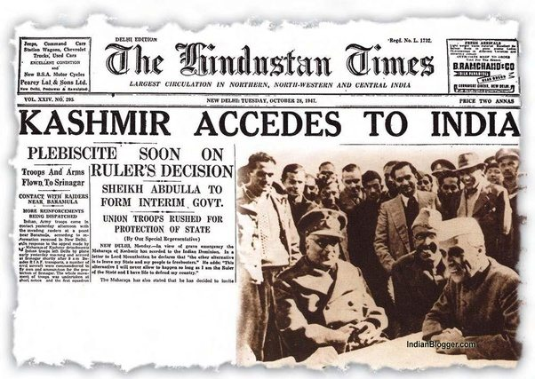 What Is The Story Behind Pakistan Administered Kashmir What Is The