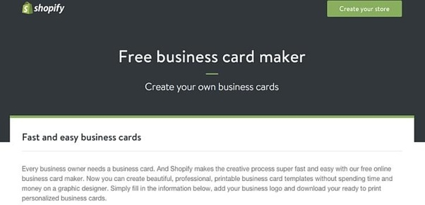 Which Is Best For Designing Visiting Cards Quora