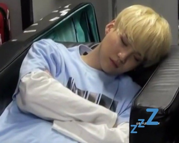 Which BTS member is the cutest when they are sleeping