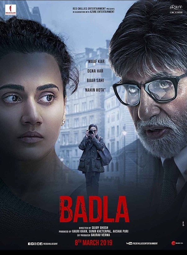 Which are the best suspense thriller movies in India? - Quora