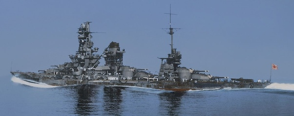 Why did the Imperial Japanese Navy invest a lot on super