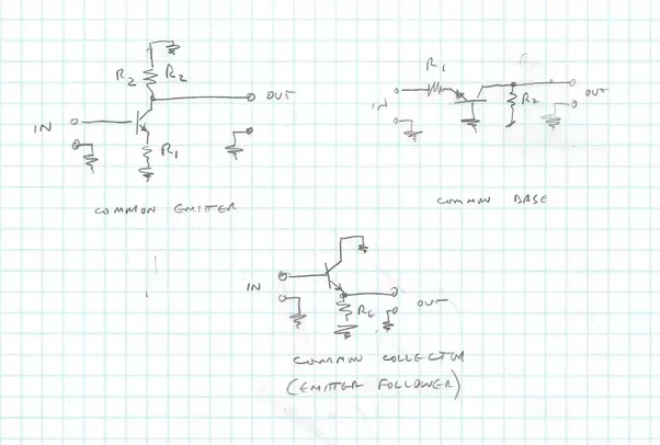 What is the input and what is the output of a BC547 transistor? - Quora
