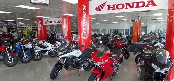 The Honda Motorcycles Company Offers Authorized Service Center For Customer Help You Can Easily Find In