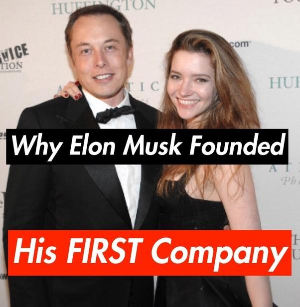 Why Did Elon Musk Found Zip2 Quora
