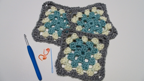 How To Crochet A Granny Square Step By Step Quora