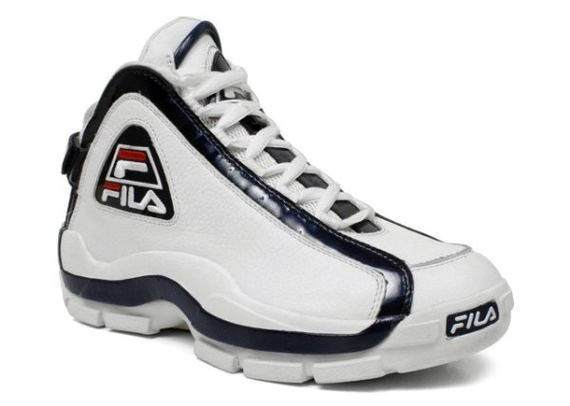 Brands Like Fila Have Long Hoped They Could Make A Splash Through The Nba But Their Styling Hasn T Been Able To Move Needle
